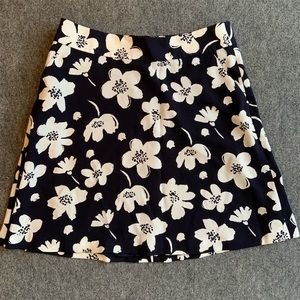 90s Style Floral Skirt from LOFT